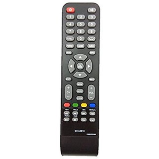 LipiWorld 2200-EP0000 CH-LED18 LCD LED TV Remote Control Compatible For TAKAI