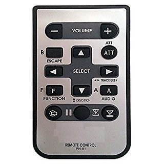 LipiWorld PN-01 Remote Control Compatible For Pioneer Car DVD