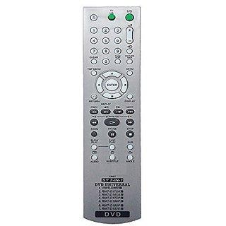LipiWorld UN61 Universal Remote Control Compatible For SONY DVD 7-IN-1