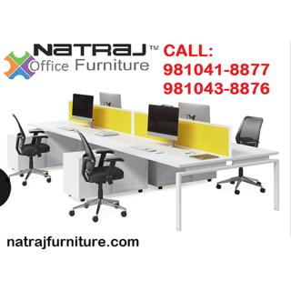 Modular Office Workstation Furniture Natraj