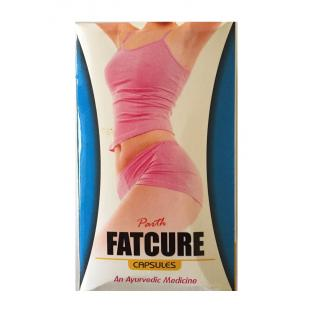 Fatcure Fat Burner Ayurvedic 60 Capsules Slimming Capsules available at ShopClues for Rs.379