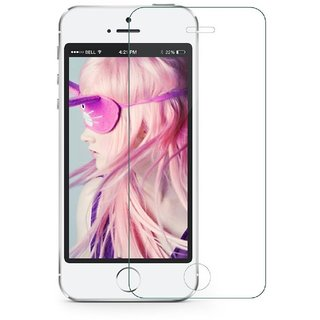 Premium Screen Protector 2.5D 0.3mm Anti Oil Glass For iPhone 5S