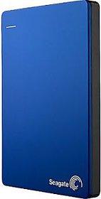 Seagate Back up Plus Slim 2 TB External Hard Drive (Blue)