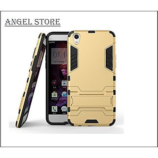 KICKSTAND Version 3.0  BACK COVER FOR Vivo Y51 / Vivo Y51L -GOLD