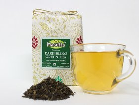 Masetts Darjeeling Green Tea (Export Quality)