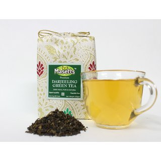Masetts Darjeeling Green Tea (Export Quality)