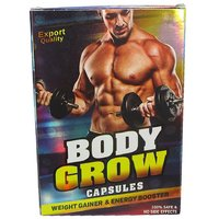 Dr Chopra Body Grow Capsule Combo Of 5 Packs Of 10 Caps