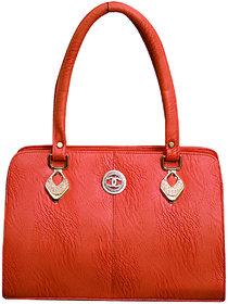 Foax Fashion Ladies Handbags (Pink)