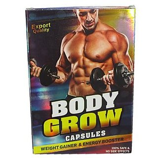 Dr Chopra Body Grow Capsule Combo of 3 Packs of 10 Capsules