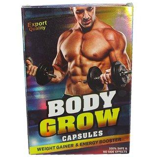 Dr Chopra Body Grow Capsule Combo of 5 Packs of 10 Capsules