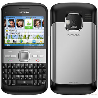 Nokia E5 /Good Condition/Certified Pre-Owned (6 Months Warranty Bazar Warranty)