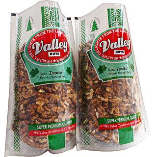 Valleynuts Premium Kashmiri Amber Walnut Kernells 800 Grams