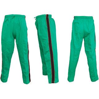 Little Stars Boys Track Pant 101 Green