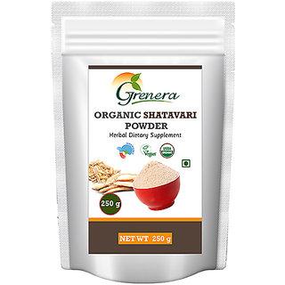 Grenera Organic Shatavari Powder-250g