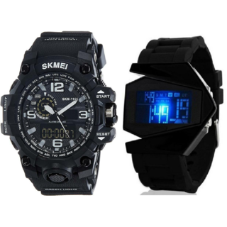 Skmei Sports Analog rocket watch for men