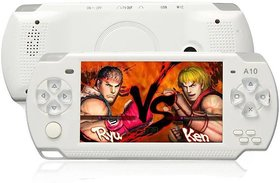 Grand Classic GCL-02 PSP 4 GB GB with 10000  (White)