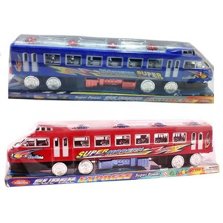 New Pinch Friction Train For Kids (Multi color) pack of 2
