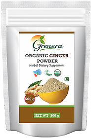 Grenera Organic Ginger Powder-500g