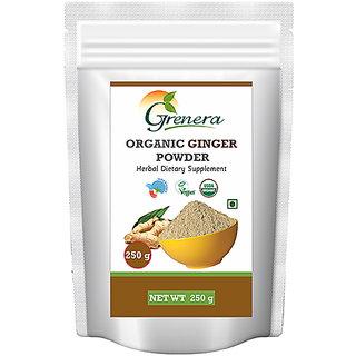 Grenera Organic Ginger Powder-250g