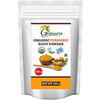 Grenera Organic Turmeric Powder-500g