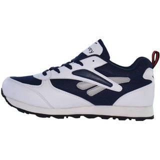 Sport Shoes - Men's Training Shoes Multi Sport Athletic Jogging Fitness Navy White