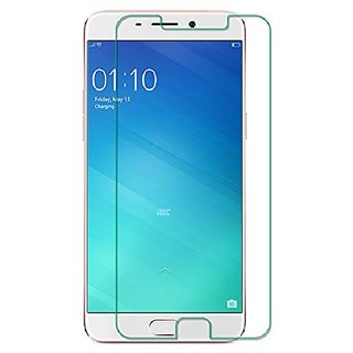 Oppo F1 Plus Pack Of 2 Premium Tempered Glass 2.5D 0.3mm Anti Oil Glass