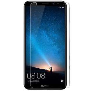 Honor 9i Premium Tempered Glass Anti Bacterial Air Bubble Proof Glass