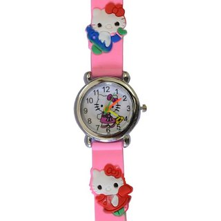 Kids Multi colour cute watch - Excellent Gift - Kids Favorate 1278934