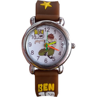 Kids Multi colour cute watch - Excellent Gift - Kids Favorate 1345945