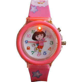 Kids Multi colour cute watch - Excellent Gift - Kids Favorate 1345949