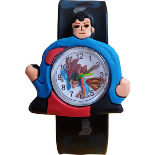Kids Multi colour cute watch - Excellent Gift - Kids Favorate 1345951