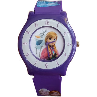 Kids Multi colour cute watch - Excellent Gift - Kids Favorate 1345953