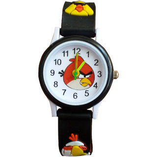 Kids Multi colour cute watch - Excellent Gift - Kids Favorate 1345955