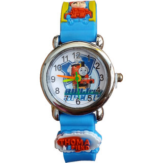 Kids Multi colour cute watch - Excellent Gift - Kids Favorate 1345957