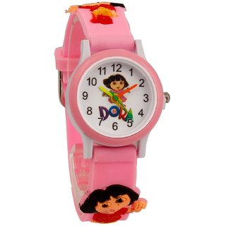 S S TRADERS - Kids Multi colour cute watch high qulaity and  Excellent return Gifts - Kids Favorate 127893362