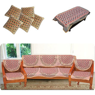Manvi Creations Sofa Combo