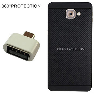 For Samsung Galaxy J7 Max Back Cover With Free OTG