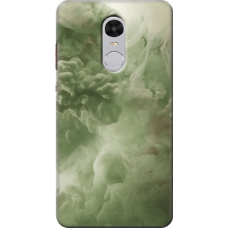 Redmi Note 4 Printed Back Case Cover - smoke Design