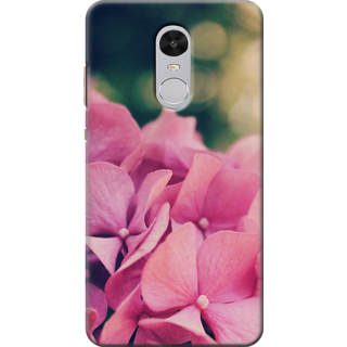 Redmi Note 4 Printed Back Case Cover - flowers Design