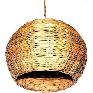 HandMade Palm Stake Hanging Lamp Shade