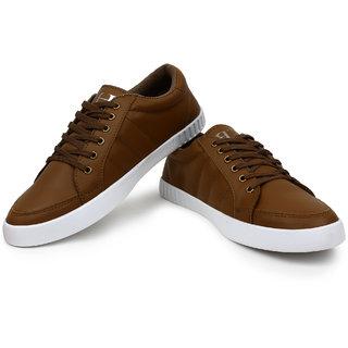 buy buwch men casual brown sneaker shoe for men boys
