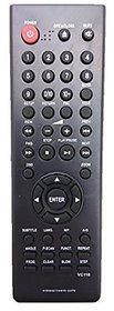 LipiWorld VC-118 Remote Control Compatible For MITASHI
