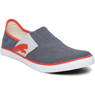 Puma Leazy Slipon Dp Gray Casual Shoe For Men
