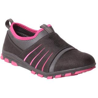 Msc women Synthetic Grey Shoes