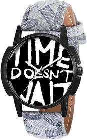 Eraa Grey TDW Analog Wrist Watch For Men