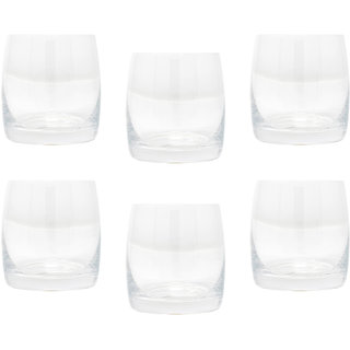 Galeria Home Daily Water Glasses (Set Of 6)