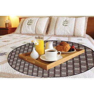 Dream Care Single PVC Circle Bed Serving Mat