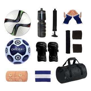 Footballs (2 Pcs) with 10 other items Combo-39