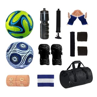 Footballs (2 Pcs) with 10 other items Combo-42