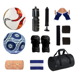 Footballs (2 Pcs) with 10 other items Combo-43